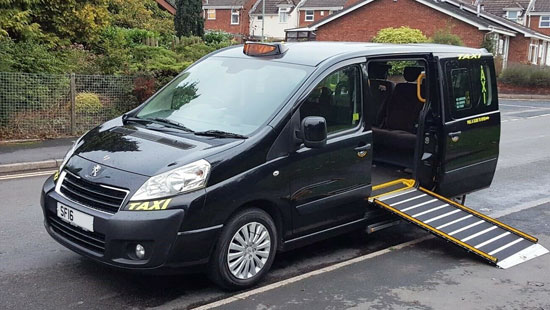 Disabled access vehicle